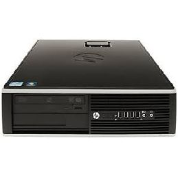 HP ELITE 8100 SFF I5-650, 4GB, 245 GB, DVD
