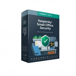 KASPERSKY LAB SMALL OFFICE SECURITY 7 BASE LICENSE 5 LICENSE(S) 1 YEAR(S) ITALIAN